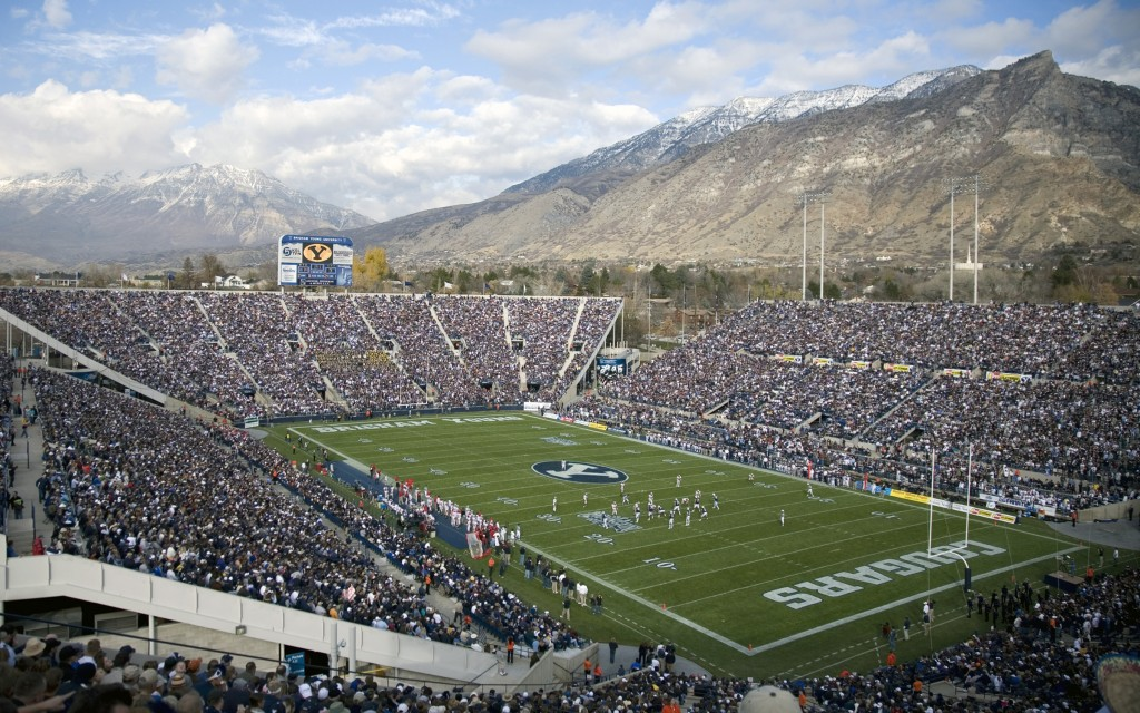 Lavell Edwards Stadium 3