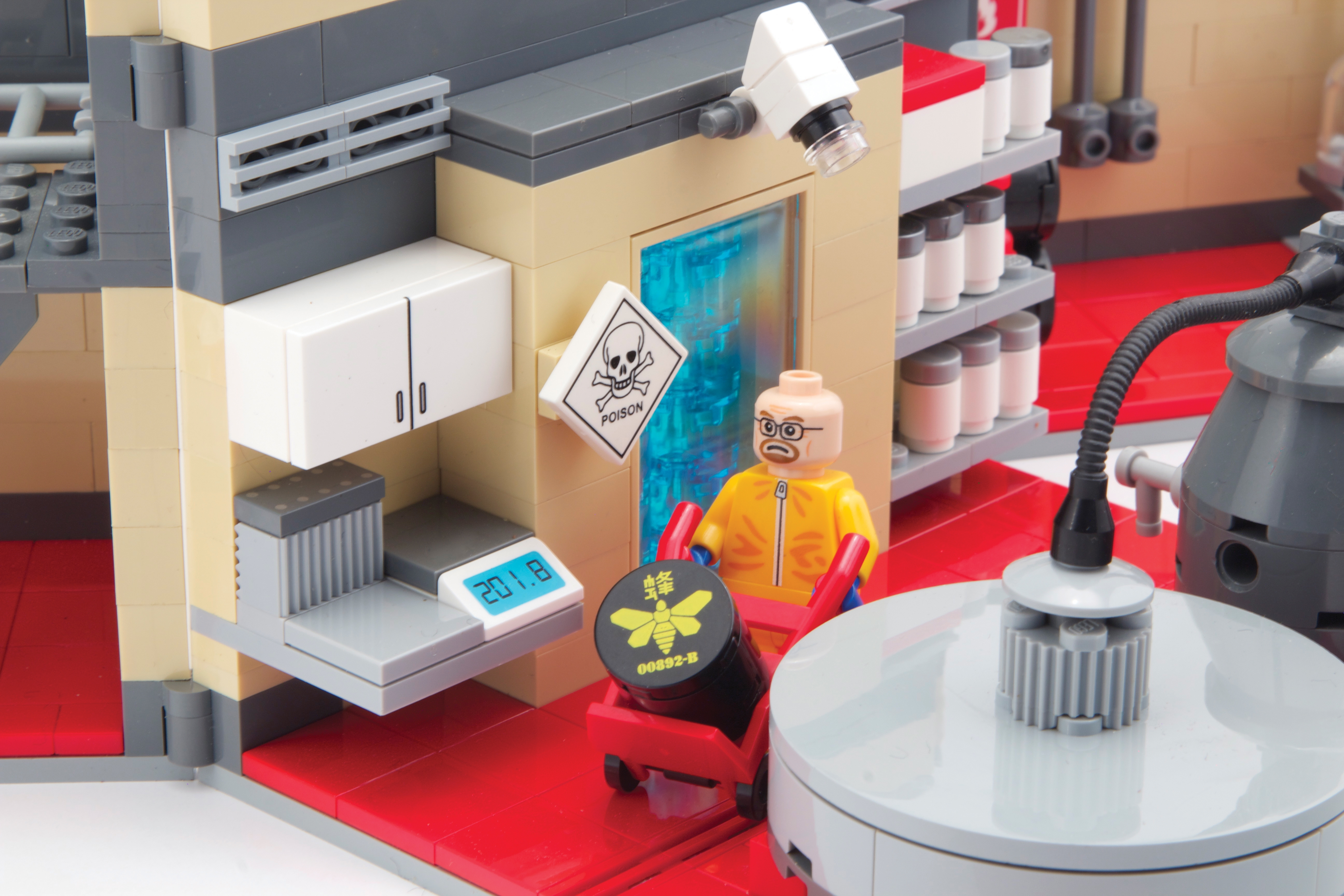 More LEGO, More Doctor Who
